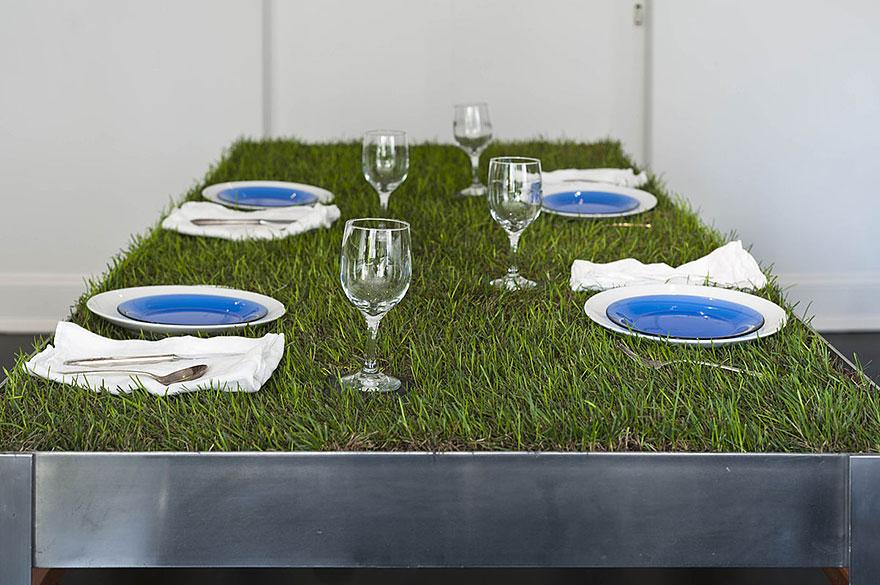 שולחן דשא ערוך