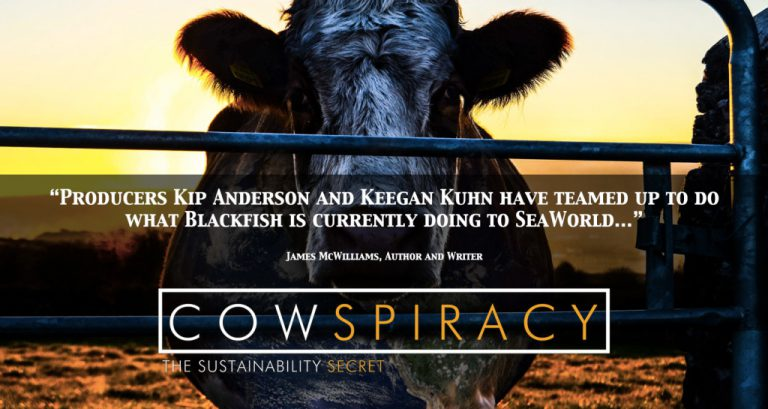 COWSPIRACY: קונספירציית משקי החי והארגונים הסביבתיים (כתוביות בעברית)